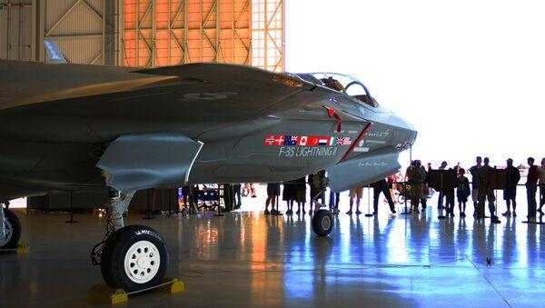 Un F-35 - Sputnik France