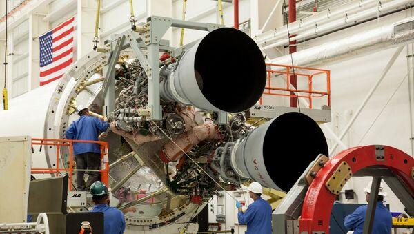 Des moteurs-fusées RD-181 - Sputnik France