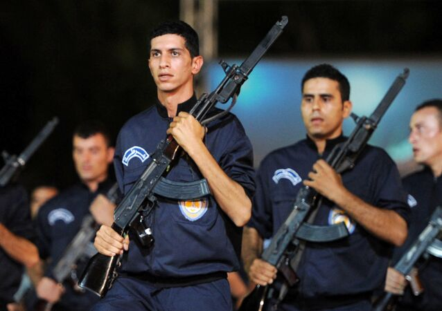 police algerienne