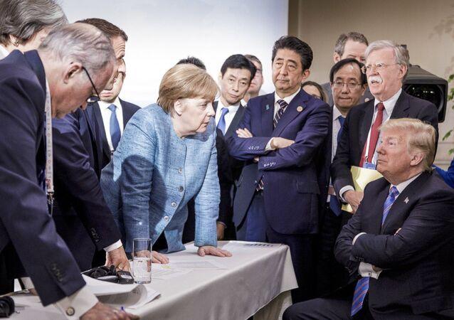 Sommet du G7 au Canada
