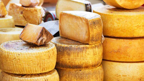fromage, image d'illustration - Sputnik France