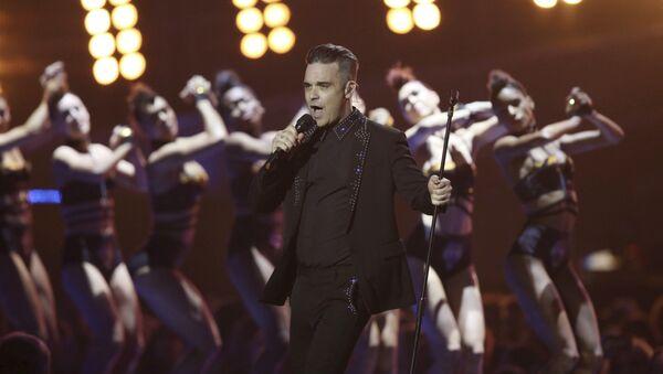 Robbie Williams - Sputnik France