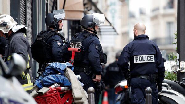 Prise d'otages à Paris - Sputnik France
