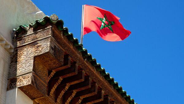La bandera de Marruecos - Sputnik France