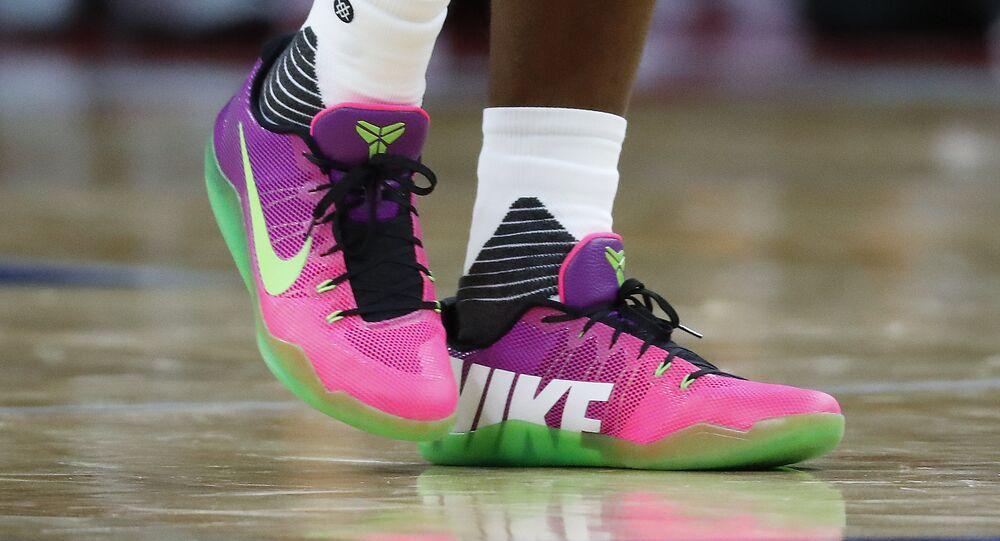 des baskets Nike (image d'illustration)