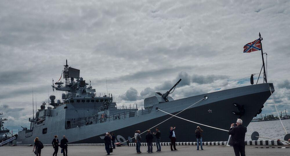 Frégate Admiral Makarov