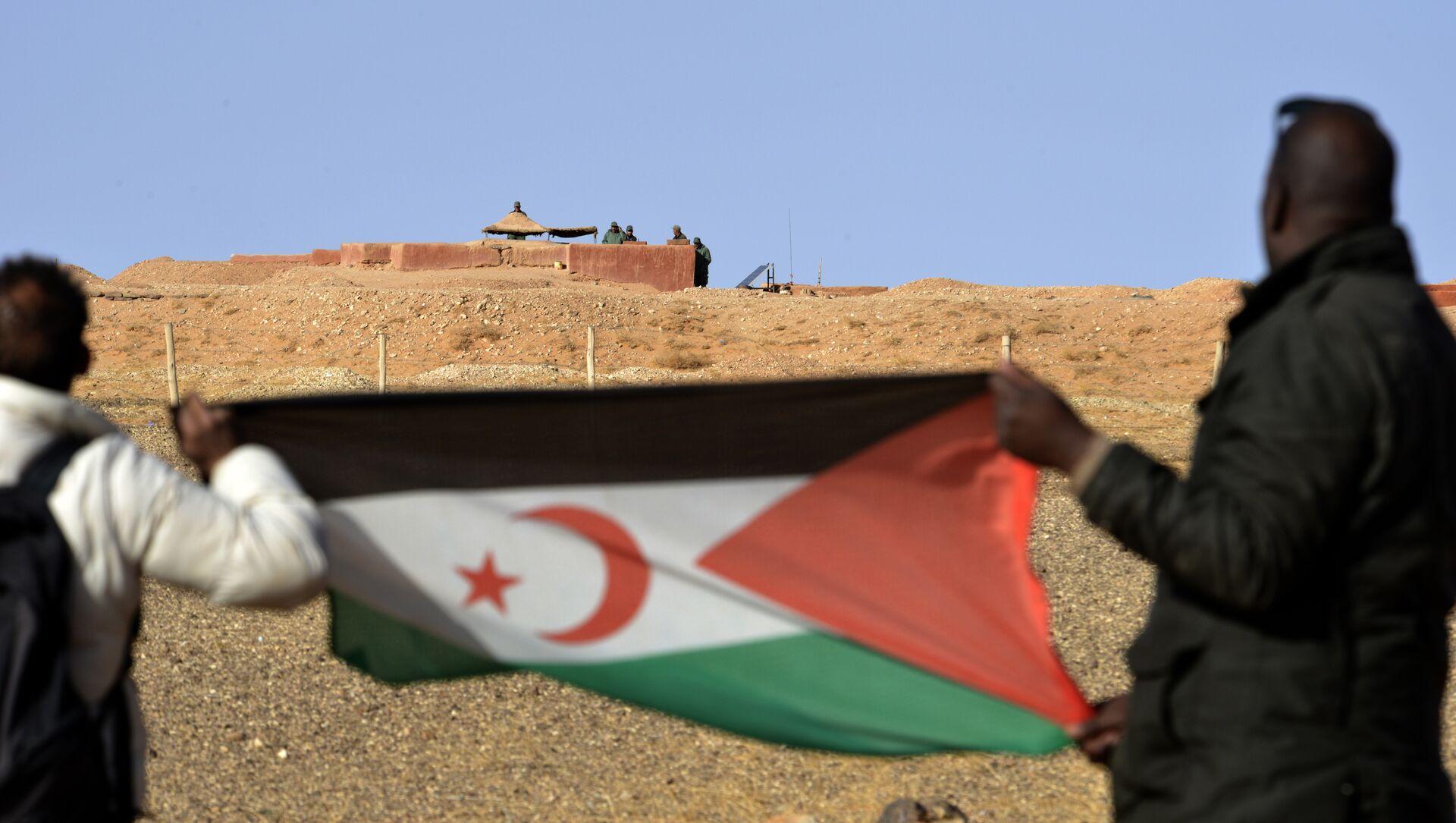 Sahara occidental - Sputnik France, 1920, 01.09.2021