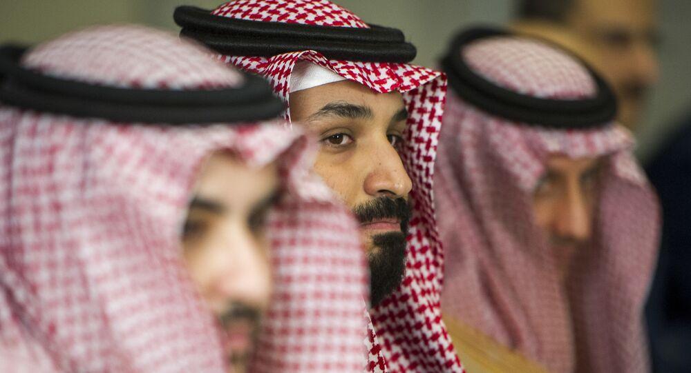 Mohammed ben Salmane, prince héritier d'Arabie saoudite