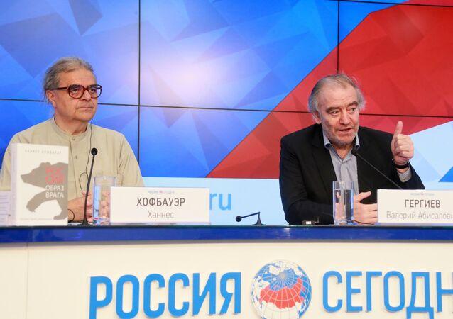 Présentation du livre «Russie: image de l'ennemi. Histoire d'une diabolisation»