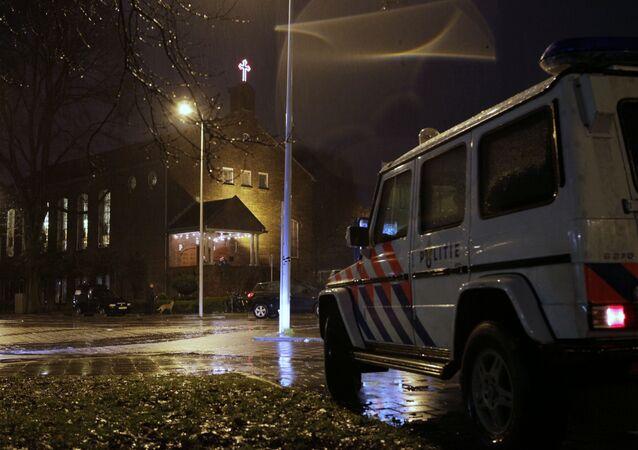 Police, Pays-Bas