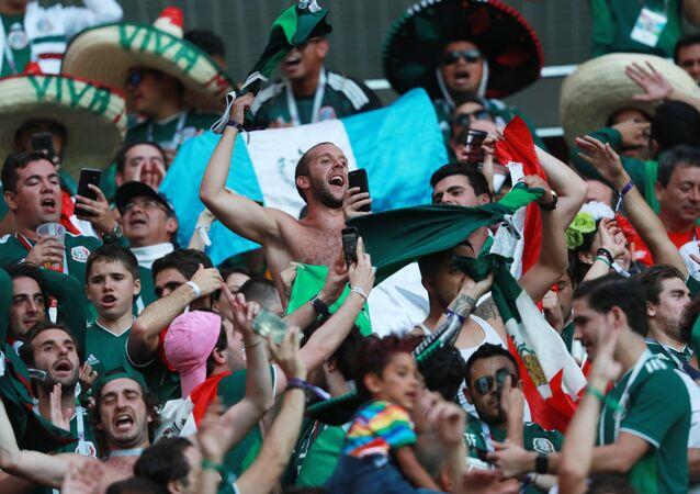 Football Coupe du monde 2018 Match Allemagne - Mexique