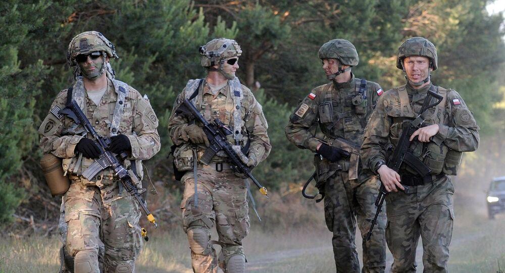 La Pologne s'obstine à réclamer une base militaire US sur son sol