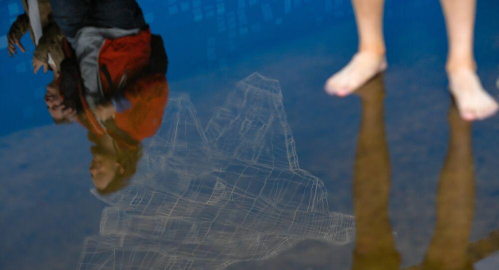 Un reflet (image d'illustration)