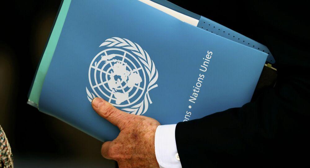 ONU, image d'illustration