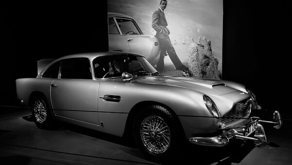 Aston Martin DB5 - Sputnik France