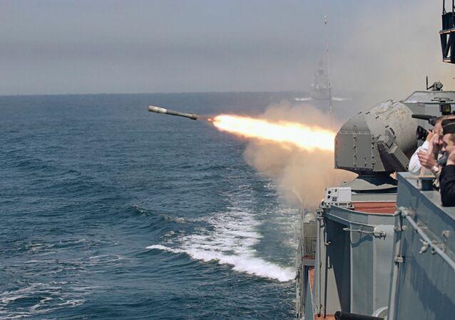 Des manœuvres militaires russes