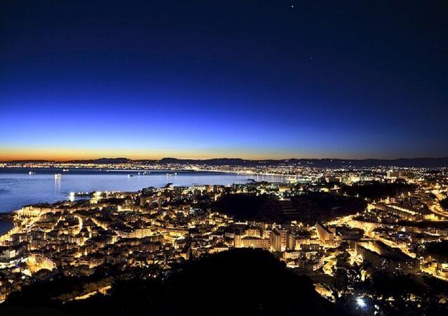 Vue de la capitale Alger