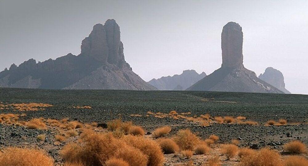 Plateau de l'Assekrem, dans l'extrême sud de l'Algérie (image d'illustration)
