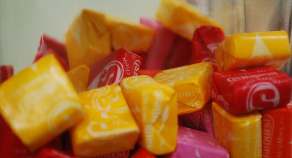 Bonbons, image d'illustration