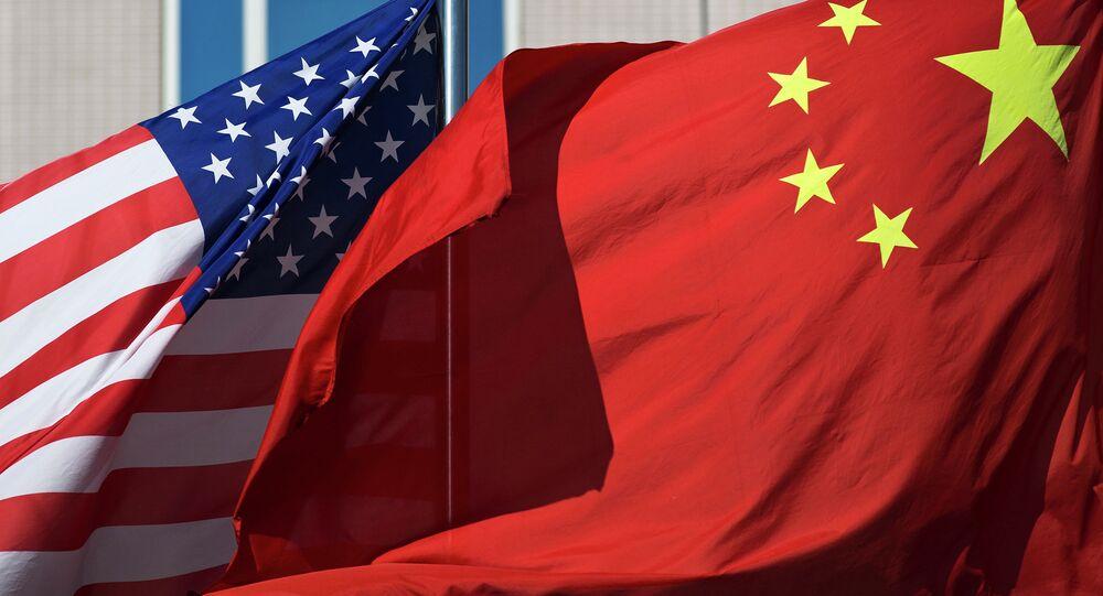 Guerre commerciale sino-américaine, image d'illustration