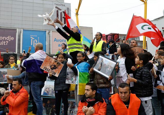 Manifestations au Rif marocain