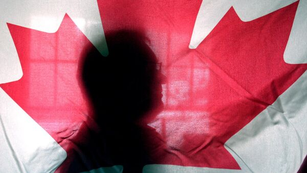 Drapeau du Canada - Sputnik France
