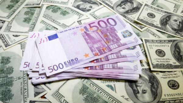 Dollars et euros - Sputnik France