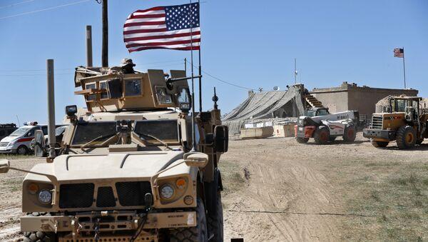 Militaires américains en Syrie (image d'illustration) - Sputnik France