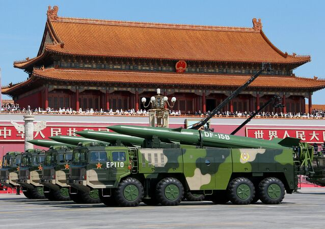 Missiles chinois