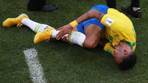 Football Coupe du monde 2018 Match Brésil - Mexique - Sputnik France