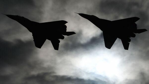 Myśliwce MiG-29 - Sputnik France