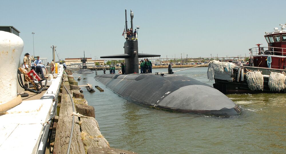 La base navale US de Norfolk