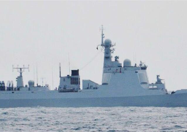Destroyer Zhengzhou (DDG-151)