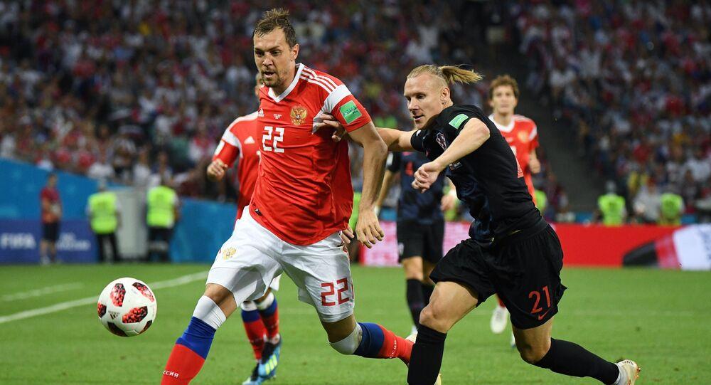 Russie - Croatie