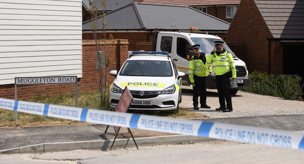 Police à Amesbury