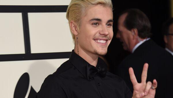 Justin Bieber - Sputnik France
