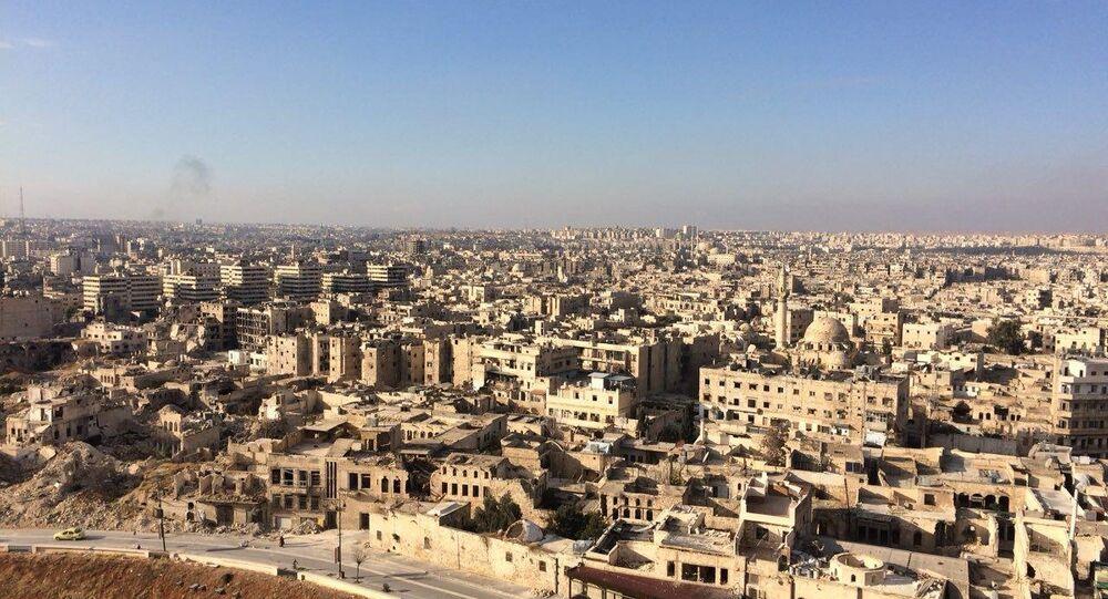 Alep (archive photo)
