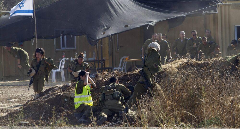 Des militaires israéliens. Photo d'archive