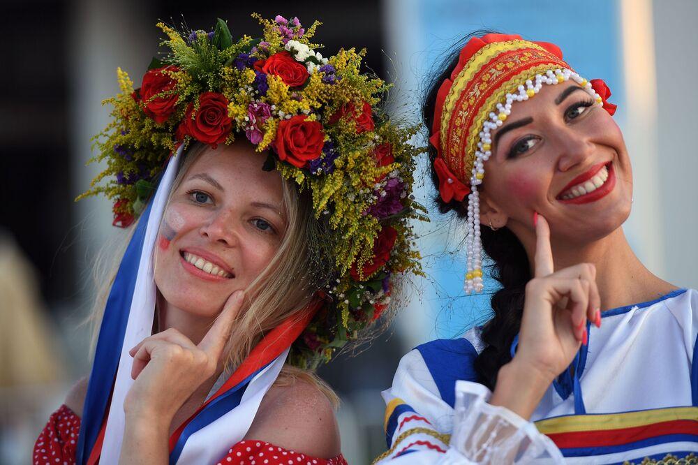 La FIFA s'oppose à l'abus de gros plans de belles femmes dans les tribunes