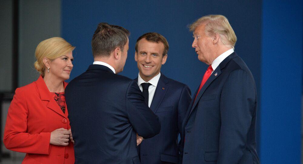 Un sommet de l'Otan à Bruxelles