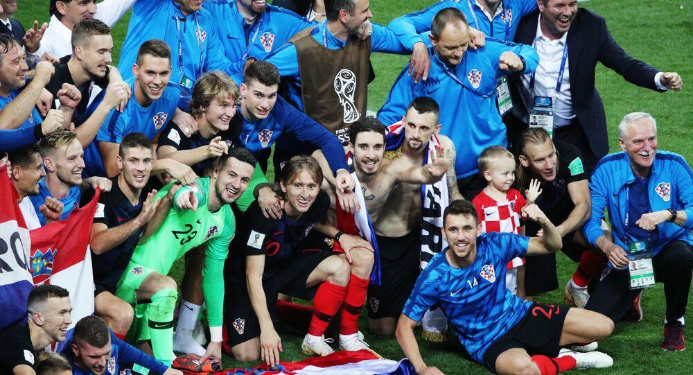 La Croatie en finale de la Coupe du Monde, résultat jamais atteint en ex-Yougoslavie