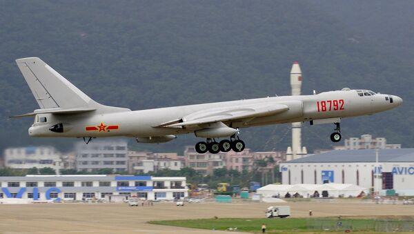 Bombardier stratégique chinois Xian Hong-6K - Sputnik France