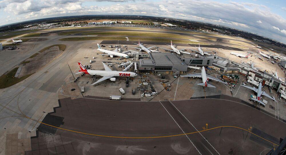 Aéroport de Londres Heathrow
