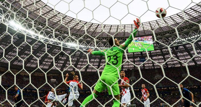 Match France-Croatie