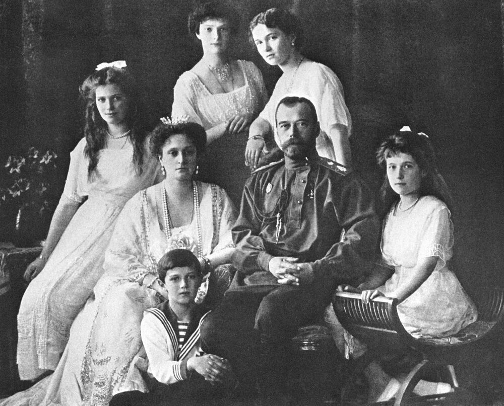Un centenaire de l'assassinat de la famille impériale