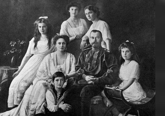 L'enfer des derniers jours de la famille impériale russe