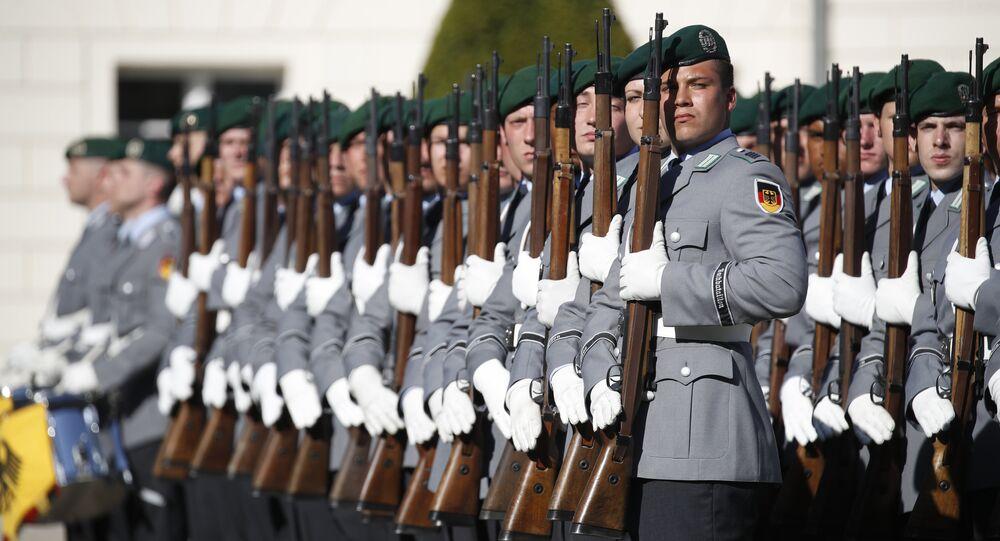Des militaires de la Bundeswehr