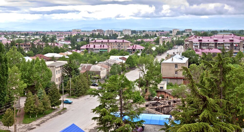 Tskhinvali, capitale sud-ossète