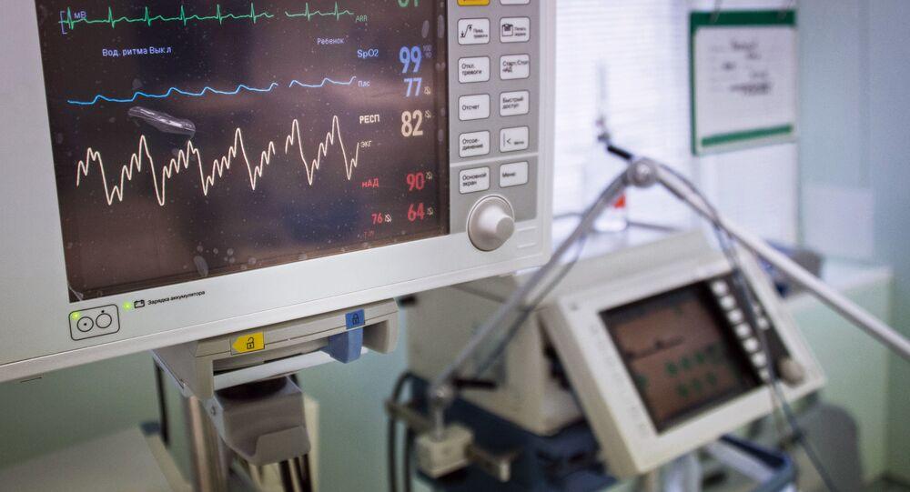 A diagnostic medical device