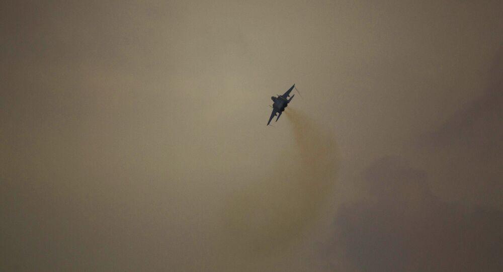 Avion israélien